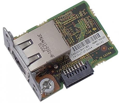 Адаптер HP ML Gen9 Dedicated iLO Port Kit 780310-B21