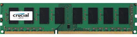 Оперативная память 2Gb PC3-12800 1600MHz DDR3 DIMM Crucial CT25664BA160BA