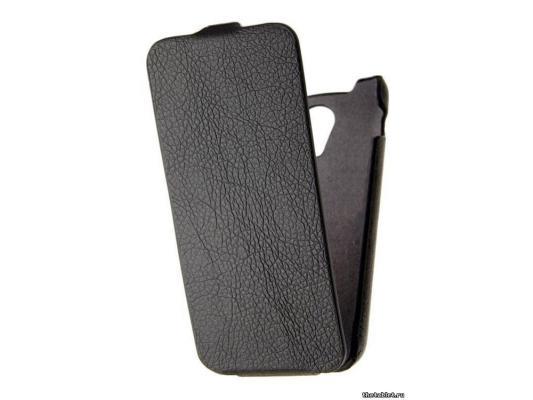 цена Чехол - книжка iBox Premium для Fly IQ4415 Era Style 3 черный