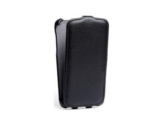 Чехол - книжка iBox Premium для Lenovo A606 черный