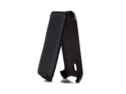 Чехол - книжка iBox Premium для LG Optimus L3 II Dual E435 черный