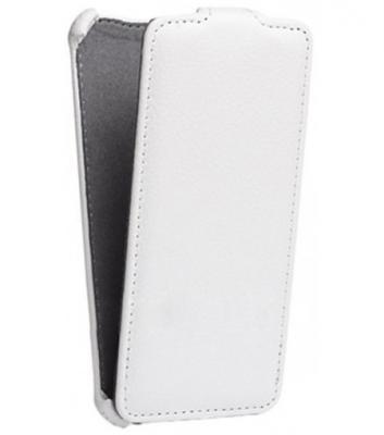 Чехол - книжка iBox Premium для Samsung A5 белый чехол книжка ibox premium для alcatel one touch pop d5 черный