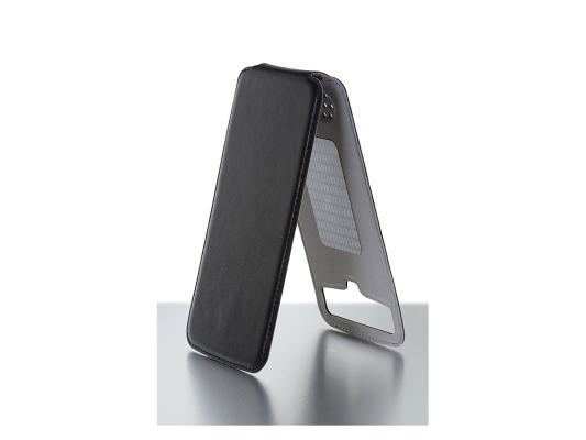 Чехол универсальный iBox UNI-FLIP для телефонов 3.8-4.2 дюйма черный