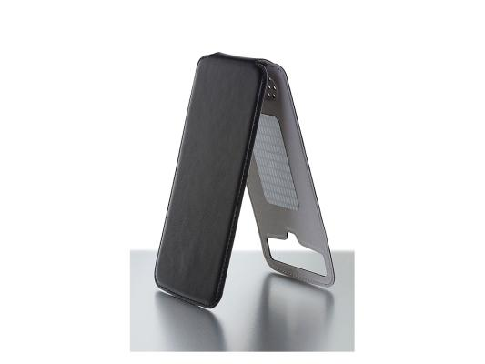 Чехол универсальный iBox UNI-FLIP для телефонов 5.2-5.8 дюйма черный