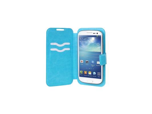 Чехол универсальный iBox Universal для телефонов 4.2-5 дюйма голубой