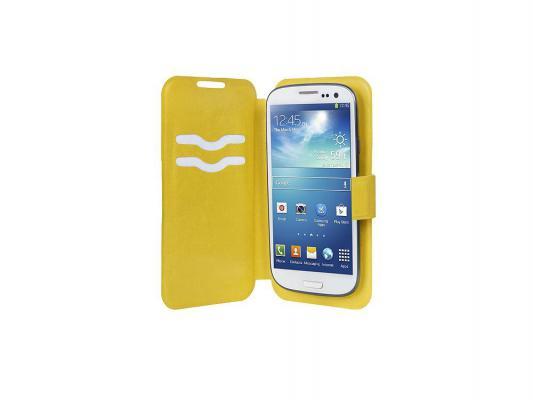 Чехол универсальный iBox Universal для телефонов 4.2-5 дюйма желтый