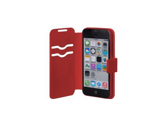Чехол универсальный iBox Universal для телефонов 4.2-5 дюйма красный
