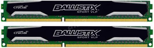 Оперативная память 8Gb (2x4Gb) PC3-12800 1600MHz DDR3 DIMM Crucial BLS2C4G3D1609ES2LX0CEU