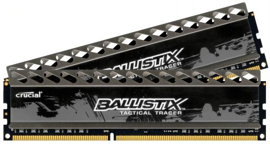 Оперативная память 16Gb (2x8Gb) PC3-12800 1600MHz DDR3 DIMM Crucial BLT2CP8G3D1608DT2TXRGCEU
