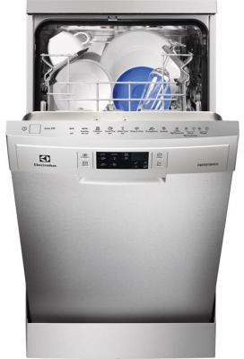 Посудомоечная машина Electrolux ESF9450LOX серебристый