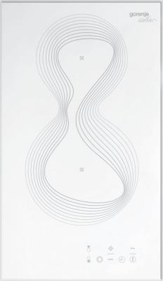 Варочная панель электрическая Gorenje ECT330KR белый