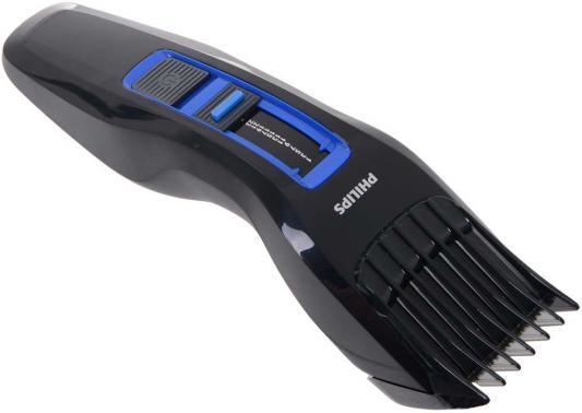 Машинка для стрижки волос Philips HC3418/15 чёрный синий