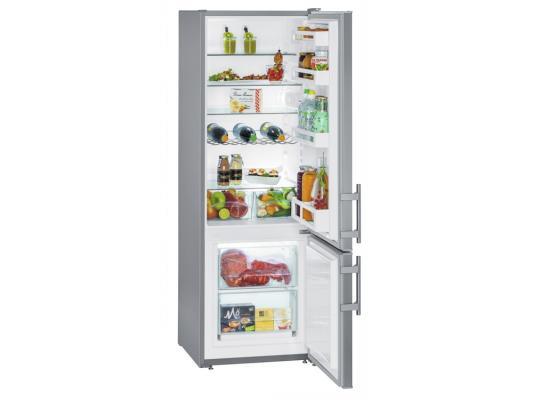 Холодильник Liebherr CUsl 2811-20 001 серебристый календарь домик гориз 2019 г крыши спб акварель 20 10 см к 001 001 2019