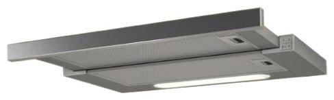 Купить Вытяжка встраиваемая Jetair AURORA LX/GRX/F/50 серебристый