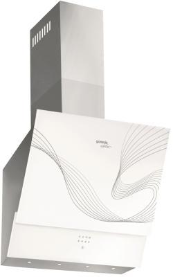 Вытяжка каминная Gorenje DVG6565KR белый вытяжка gorenje whc923e16x