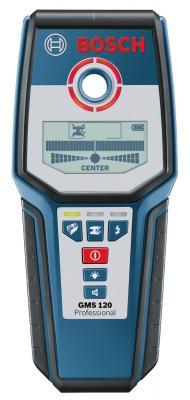 Детектор металла Bosch GMS 120 Prof bosch gms 120 prof