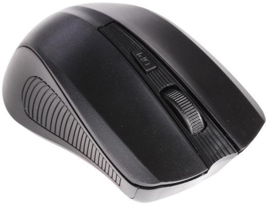 Мышь беспроводная Sven RX-300 чёрный USB цена и фото