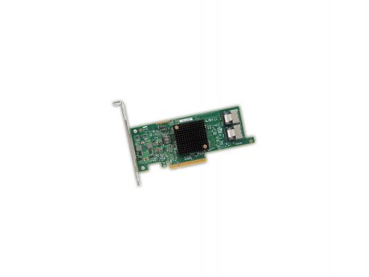 Контроллер Dell 12Gbps HBA Card Low Profile 406-BBDM