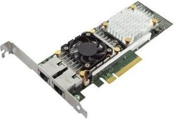 Адаптер Dell Broadcom 57840S QP 10Gb/SFP+Daughter Card 540-11381 адаптер dell broadcom 57810 dp 10gb da sfp converged network adapter 540 11149