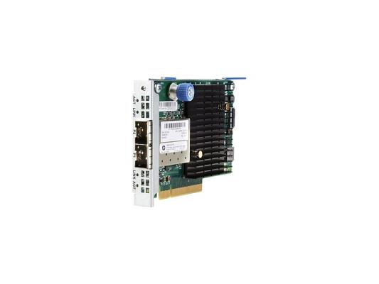 Адаптер HP 556FLR-SFP+ FlexFabric 10Gb 2P 727060-B21 цена и фото