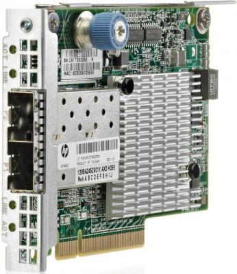 Адаптер HP 534FLR-SFP+ 10Gb 2P 700751-B21 цена и фото