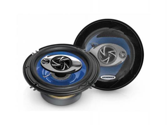 Автоакустика Soundmax SM-CSD603 коаксиальная 3-полосная 16.5см 80Вт-160Вт
