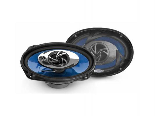 Автоакустика Soundmax SM-CSD693 коаксиальная 3-полосная 16-24см 110Вт-220Вт