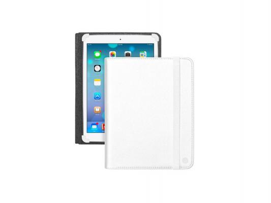 Чехол Deppa для планшетов 10''-11'' белый 82533