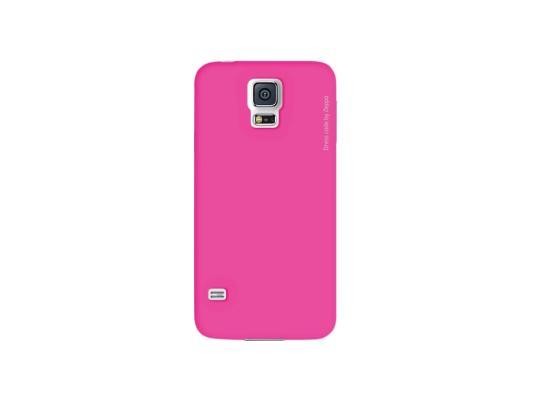 Чехол Deppa Air Case для Samsung Galaxy S5 розовый 83099