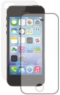 Защитное стекло прозрачная Deppa 61930 для iPhone 5 iPhone 5S iPhone 5C 0.3 мм