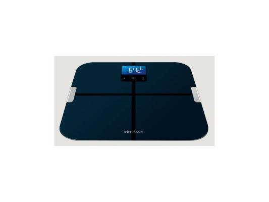 Весы напольные Medisana BS 440 Connect чёрный