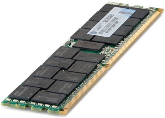 Оперативная память 16Gb (1x16Gb) PC4-17000 2133MHz DDR4 LRDIMM ECC Buffered CL15 HP 726720-B21 память ddr4 hpe 726719 b21 16gb dimm ecc reg pc4 17000 cl15 2133mhz