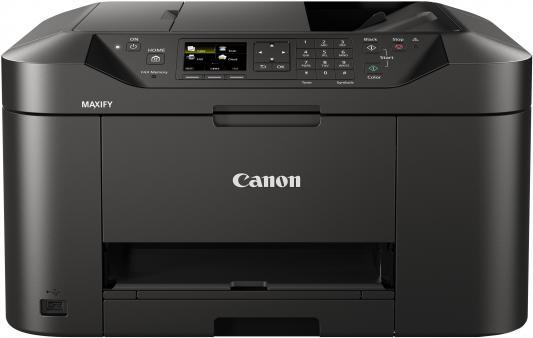МФУ Canon Maxify MB2040 цветной A4 16/11ppm 1200x600dpi Wi-Fi USB 9538B007
