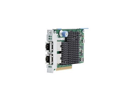 Адаптер HP 561FLR-T Ethernet 10Gb 2P 700699-B21 адаптер hp 570flr sfp ethernet 10gb 2p 717491 b21