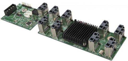 Рэйд экспандер Intel Original RES2CV360 PCI-E x4 6G SAS RES2CV360 918935