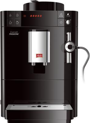 Кофемашина Melitta Caffeo Passione F 530-102 черный кофемашина melitta caffeo passione [f 531 102]