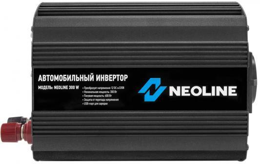 Автомобильный инвертор напряжения Neoline 300W 300Вт