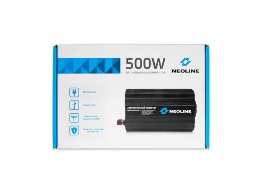 Автомобильный инвертор напряжения Neoline 500W 500Вт