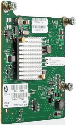 Адаптер HP 534M FlexFabric 10Gb 2P Adptr 700748-B21 цена и фото