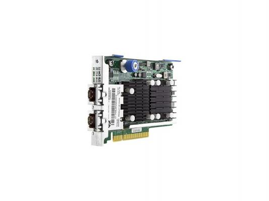 Адаптер HP 533FLR-T FlexFabric 10Gb 2P 700759-B21