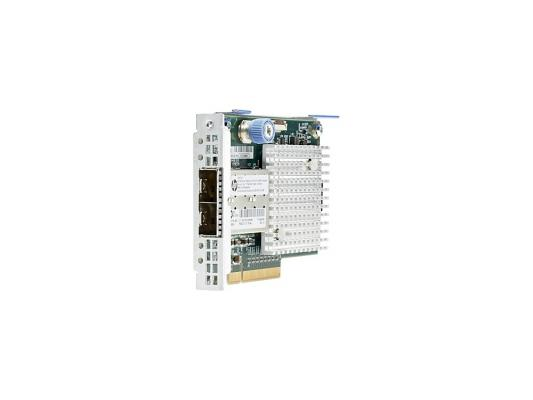 Адаптер HP 570FLR-SFP+ Ethernet 10Gb 2P 717491-B21 цена и фото