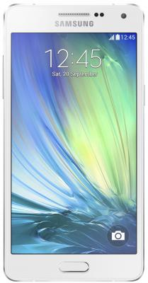 "Смартфон Samsung Galaxy A3 Duos белый 4.5"" 16 Гб NFC LTE Wi-Fi GPS 3G SM-A300FZWDSER"
