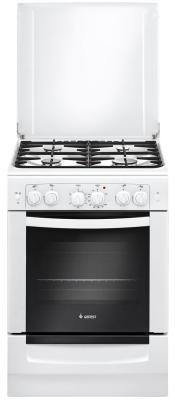 Комбинированная плита Gefest ПГЭ 6101-02 белый комбинированная плита gefest пгэ 6101 02 0001