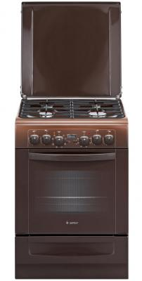 Комбинированная плита Gefest ПГЭ 6102-03 0001 коричневый