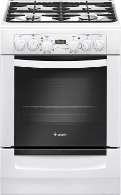Комбинированная плита Gefest ПГЭ 6102-03 белый