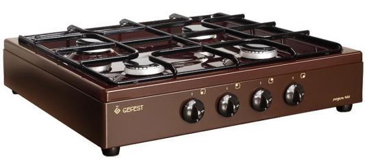 Газовая плита Gefest ПГ 900 К17 коричневый все цены