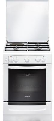 Комбинированная плита Gefest ПГЭ 6110-01 0005 белый