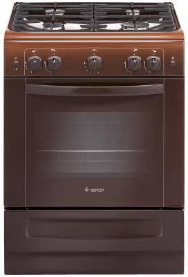 Газовая плита Gefest ПГ 6100-02 0003 коричневый коричневый все цены