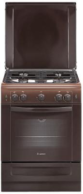 Газовая плита Gefest ПГ 6100-01 0001 коричневый gefest пг 6100 03 0001