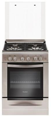 Газовая плита Gefest ПГ 6100-02 0004 серебристый